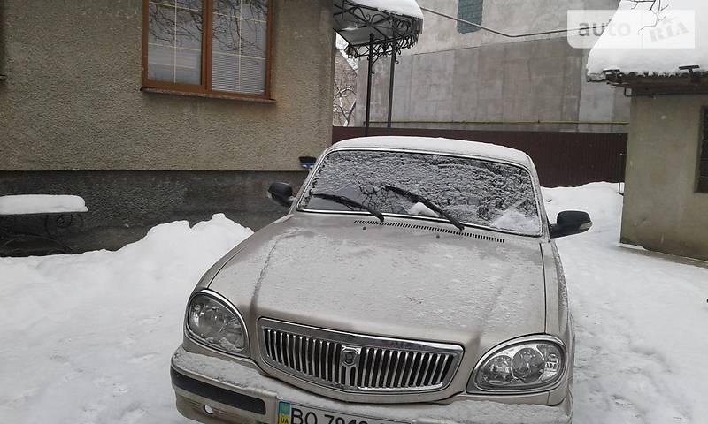 ГАЗ 31105 2006 в Тячеве