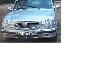 Седан ГАЗ 31105 2005 в Києві
