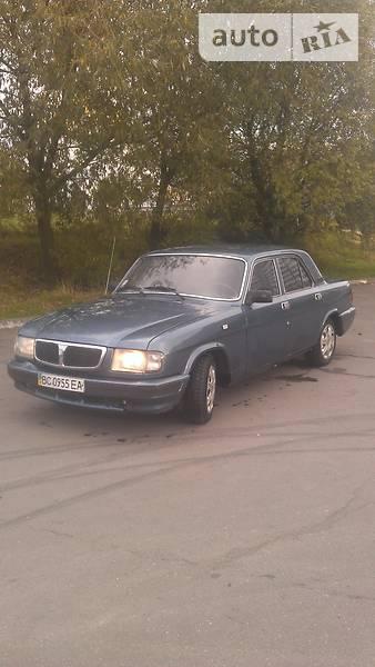 ГАЗ 3110 2004 року