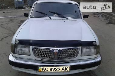 ГАЗ 3110 2000 в Бориславі