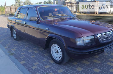 Седан ГАЗ 3110 2000 в Голой Пристани