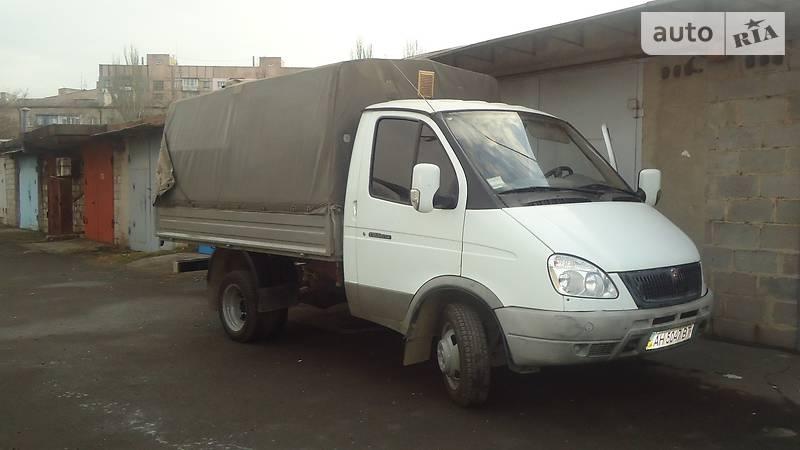 ГАЗ 3202 Газель 2007 року