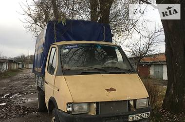 ГАЗ 3202 Газель 1999 в Львове