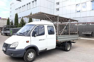Легковой фургон (до 1,5 т) ГАЗ 3202 Газель 2017 в Харькове