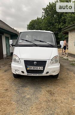 Легковой фургон (до 1,5 т) ГАЗ 3202 Газель 2006 в Сумах