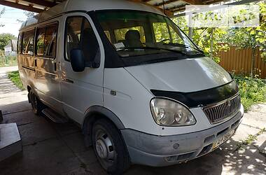 ГАЗ 3221 Газель 2004 в Малине