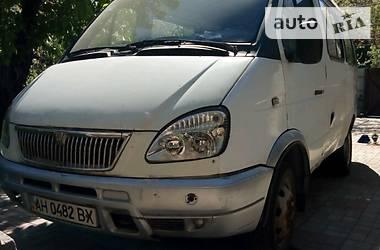 ГАЗ 32213 Газель 2004 в Донецке