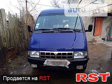 ГАЗ 32213 Газель 1999 в Одессе