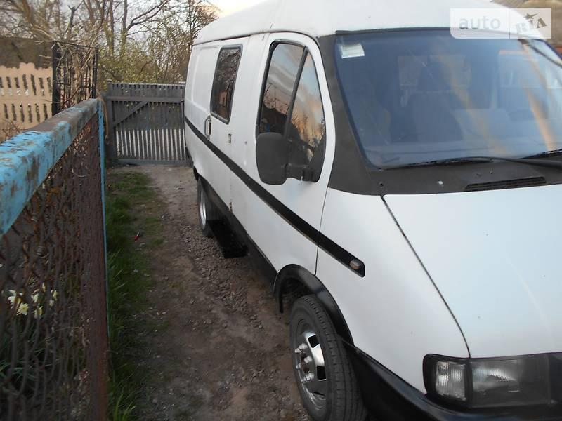 ГАЗ 32213 Газель 1999 в Яготине