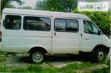 Микроавтобус (от 10 до 22 пас.) ГАЗ 322132 1999 в Дрогобыче