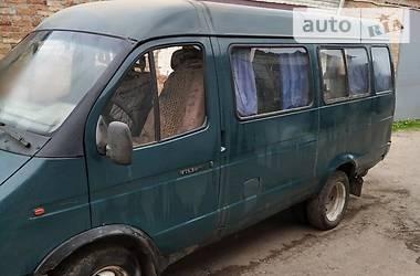 Микроавтобус (от 10 до 22 пас.) ГАЗ 322132 1998 в Сумах