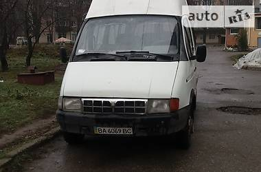 ГАЗ 32213 1999 в Кропивницком