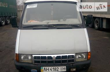ГАЗ 3302 Газель 2002 в Авдеевке