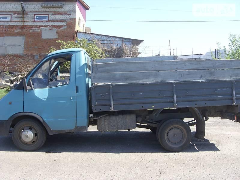 ГАЗ 3302 Газель 1996 в Сумах