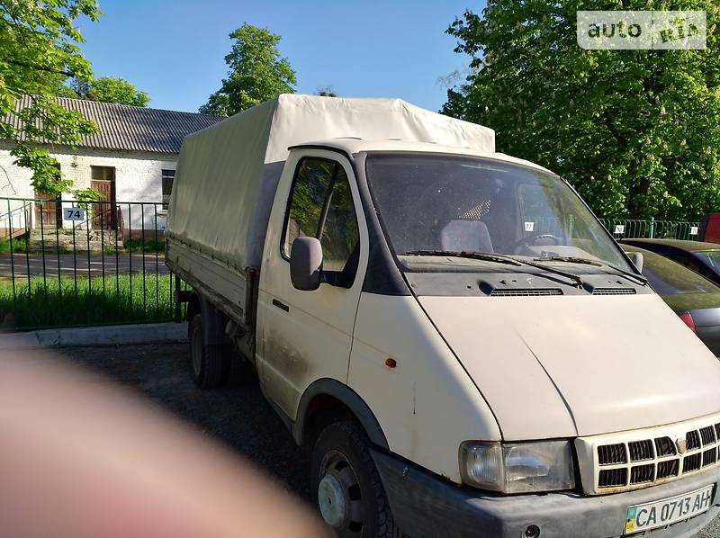 ГАЗ 3302 Газель 2002 в Киеве