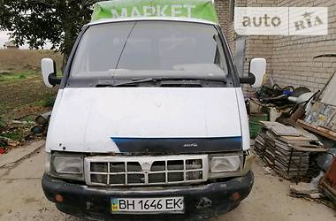 ГАЗ 3302 Газель 2001 в Одессе