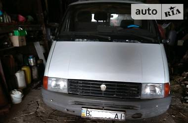 ГАЗ 33021 Газель 1997 в Сумах