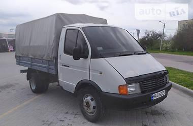 Легковой фургон (до 1,5 т) ГАЗ 33021 Газель 1997 в Кропивницком