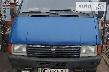 ГАЗ 33021 1995 в Николаеве