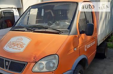 Фургон ГАЗ 33021 2003 в Ровно