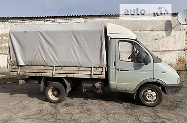 Бортовой ГАЗ 33021 1999 в Петриковке
