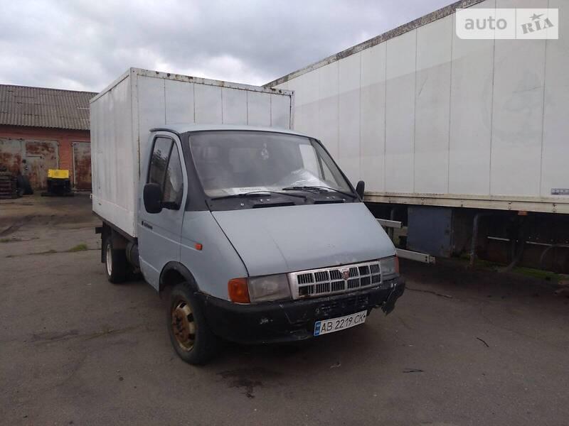 ГАЗ 33022 2000 в Виннице