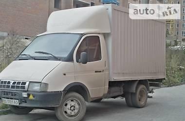 ГАЗ 33022 2002 в Тернополе
