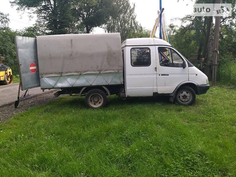 ГАЗ 33023 Газель 2002 в Ровно