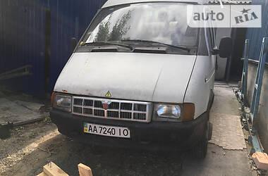 ГАЗ 33023 Газель 2001 в Киеве