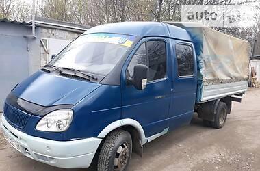 Легковий фургон (до 1,5т) ГАЗ 33023 Газель 2006 в Харкові