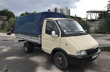Легковий фургон (до 1,5т) ГАЗ 33023 Газель 2003 в Києві