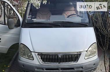 Легковий фургон (до 1,5т) ГАЗ 33023 Газель 2003 в Снятині