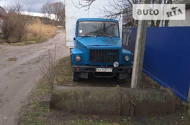 ГАЗ 3307 1992 в Богодухове