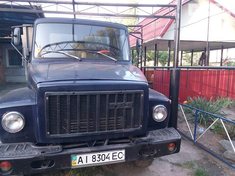 ГАЗ 3307 1993 в Миргороде