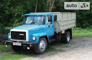 ГАЗ 3307 1993 в Полтаве