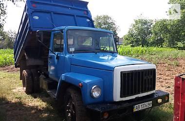 ГАЗ 3307 1992 в Крыжополе