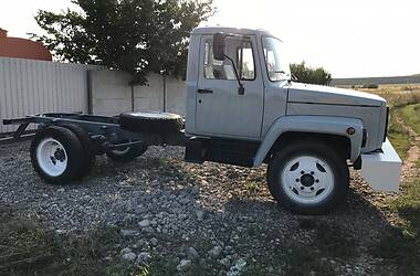ГАЗ 3307 1992 в Днепре