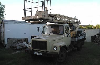 ГАЗ 3307 2000 в Дніпрі