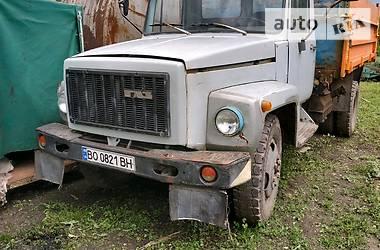 ГАЗ 3307 2000 в Теребовле