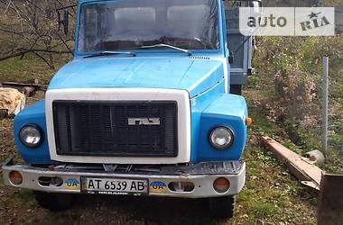ГАЗ 3307 1992 в Надворной