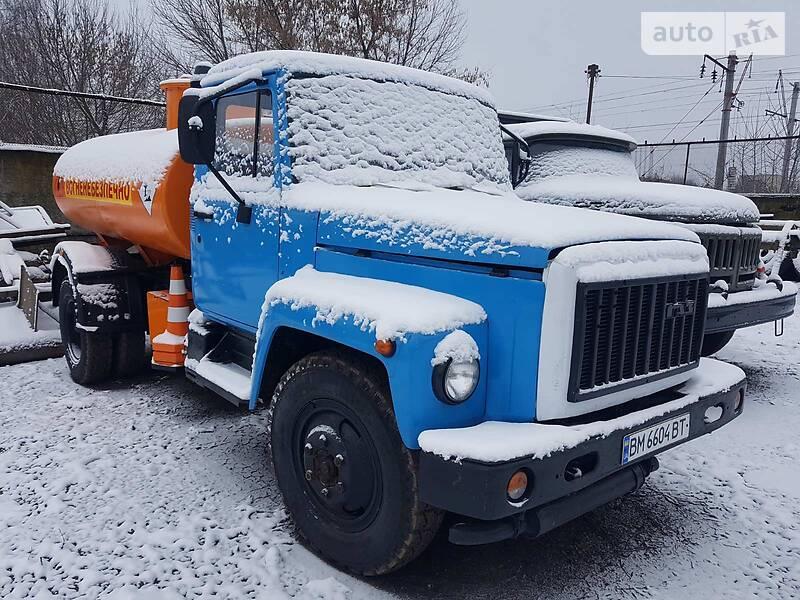 ГАЗ 3307 1995 в Конотопе