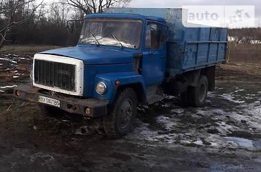 ГАЗ 3307 1991 в Черновцах