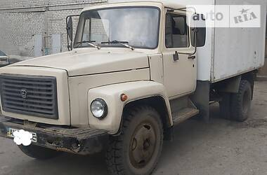 Фургон ГАЗ 3307 2002 в Харкові