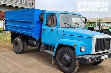 Самоскид ГАЗ 3307 1993 в Сахновщині