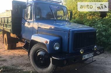 Самосвал ГАЗ 3307 1990 в Мироновке