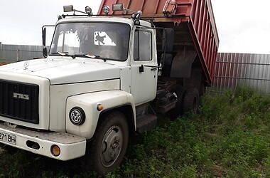 Самосвал ГАЗ 3309 2007 в Казанке