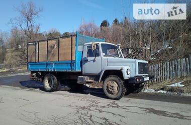 ГАЗ 4301 1995 в Межгорье