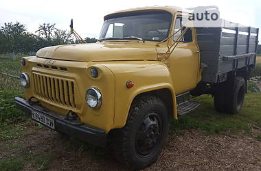 ГАЗ 52 1988 в Брусилове