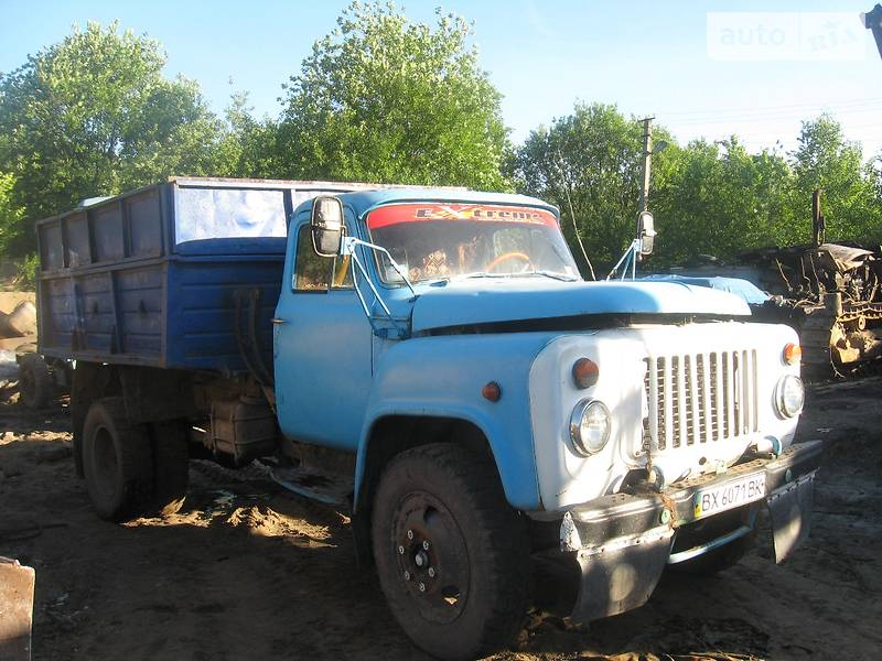 ГАЗ 53 груз. 1992 в Львове