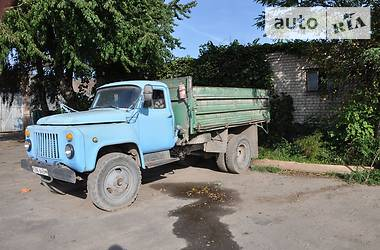 ГАЗ 53 груз. 1990 в Луцке